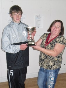 ZC DC-Dist Cup to W-Youth Captain